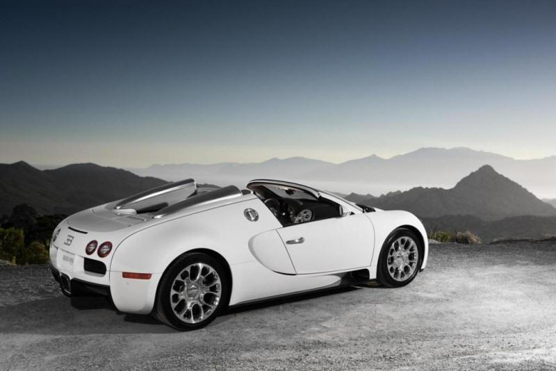 2009 Bugatti Veyron 16.4 Grand Sport Car Picture