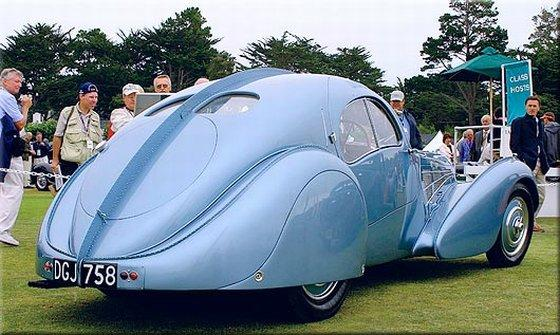 Bugatti T57 Atlantic Car Picture