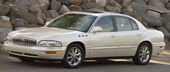 2003 Buick Park Avenue Car Picture