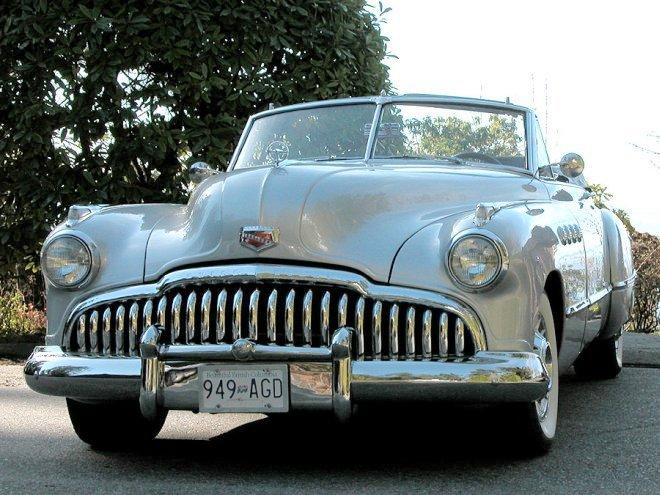 1949 Buick Roadmaster Car Picture
