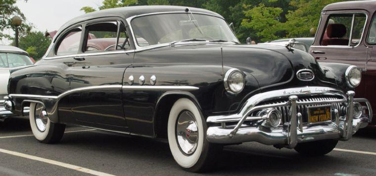 1951 Buick Eight Car Picture