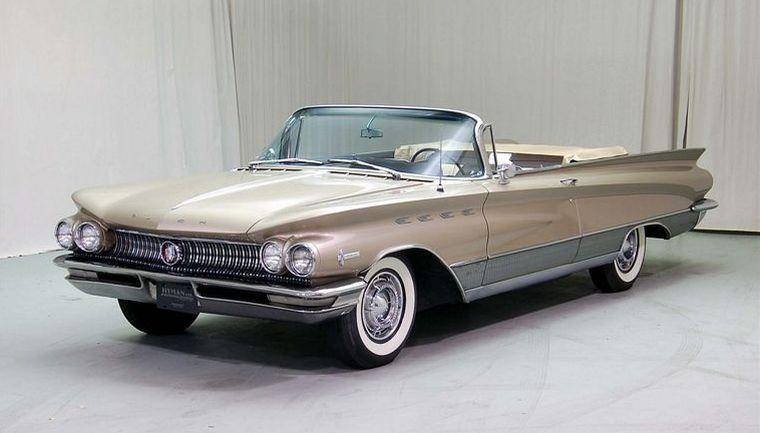 1960 Buick Electra 225 Car Picture
