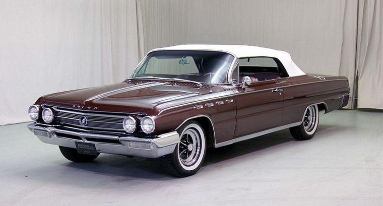 1962 Buick Electra 225 Car Picture