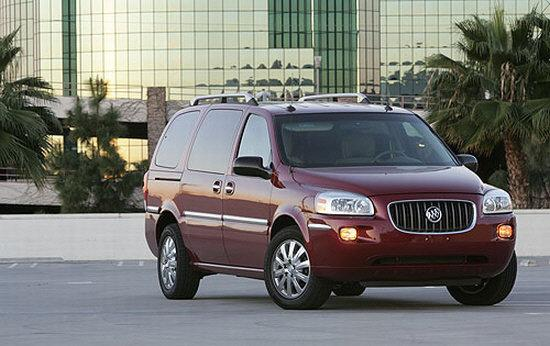 2006 Buick Terraza CXL Car Picture