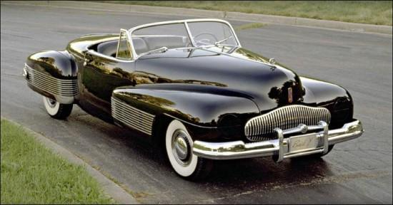1938 Buick Y-Job Concept Car Picture
