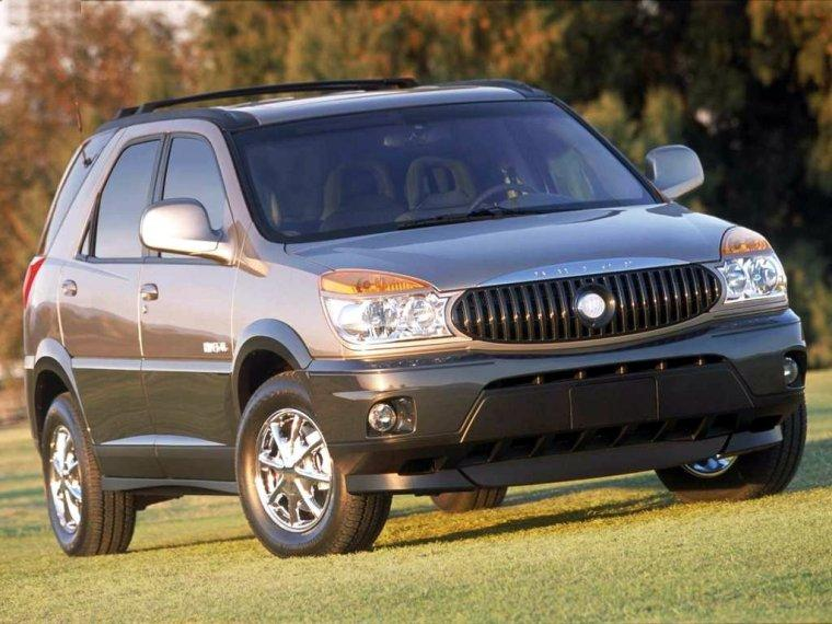 2002 Buick Rendezvous SUV Picture