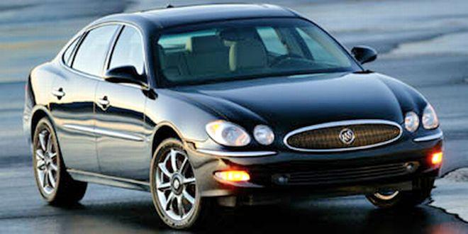 2007 Buick LaCrosse Car Picture