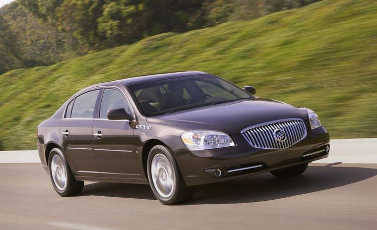 2008 Buick Lucerne Car Picture