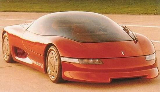 1985 Buick Wildcat Concept Car Picture