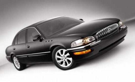 2000 Buick Park Avenue Car Picture