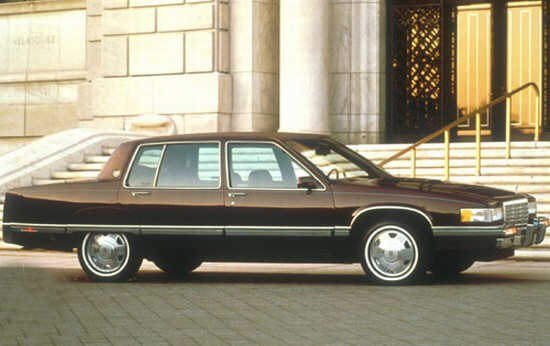 1991 Cadillac Fleetwood Car Picture