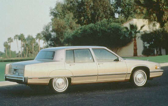1993 Cadillac Special Car Picture