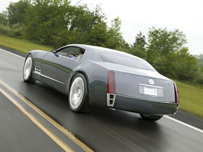 2003 Cadillac Sixteen Concept Car Picture