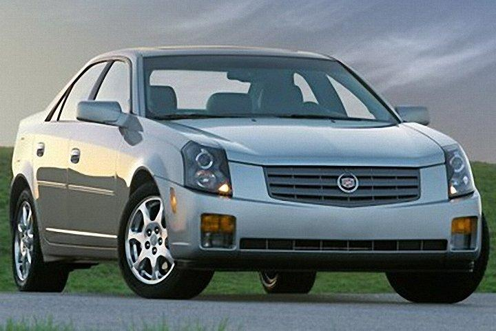 Front Right 2005 Cadillac CTS Car Picture