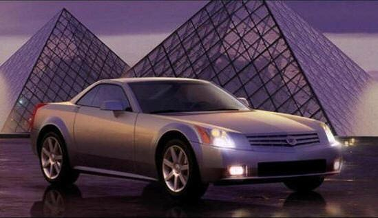 Cadillac XLR Coupe Car Picture