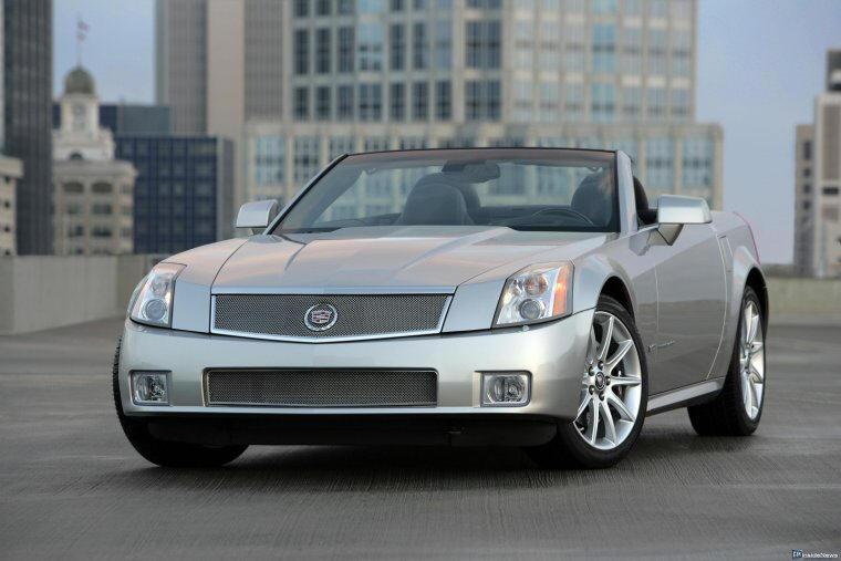 Front left 2007 Cadillac XLR Car Picture