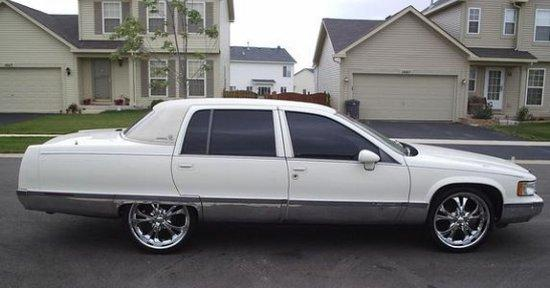1994 Cadillac Fleetwood Car Picture