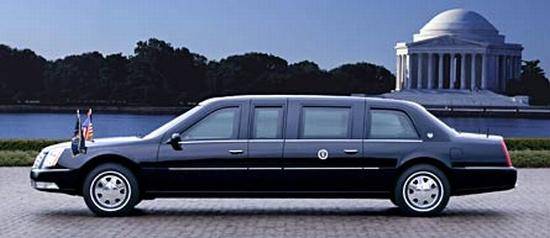 2006 Cadillac Presidential DTS Car Picture