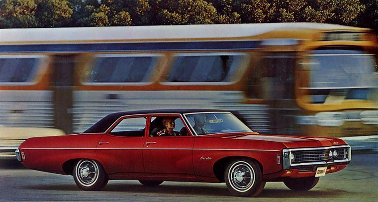 1969 Chevrolet Bel Air Car Picture