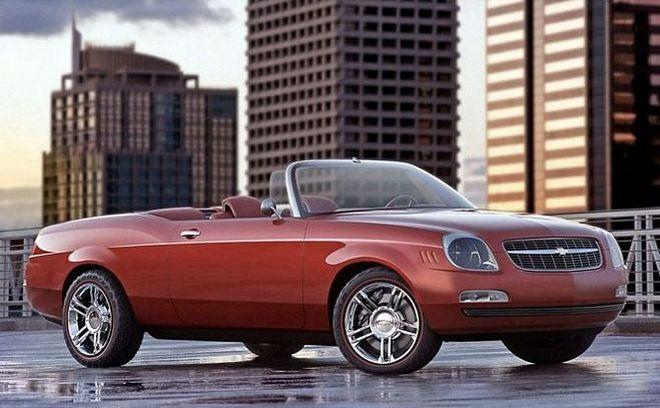 2002 Chevrolet Bel-Air Concept Car Picture