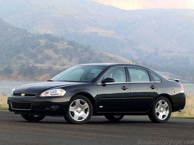 2005 Chevrolet Impala SS Car Picture