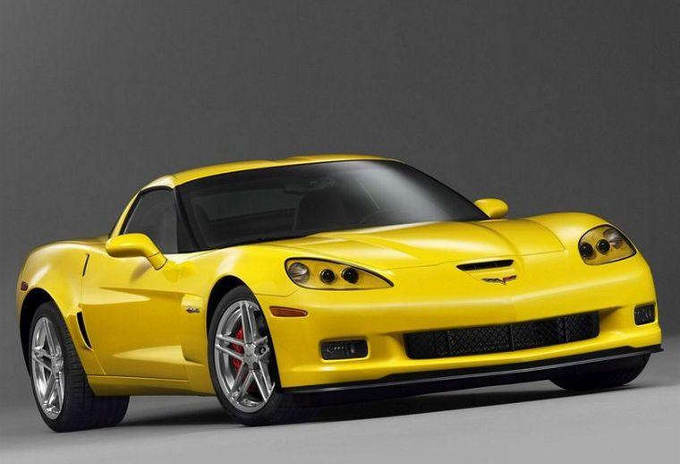 2006 Chevrolet Corvette Car Picture