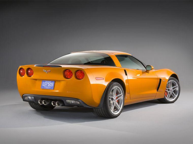 2007 Chevrolet Corvette Z06 Car Picture