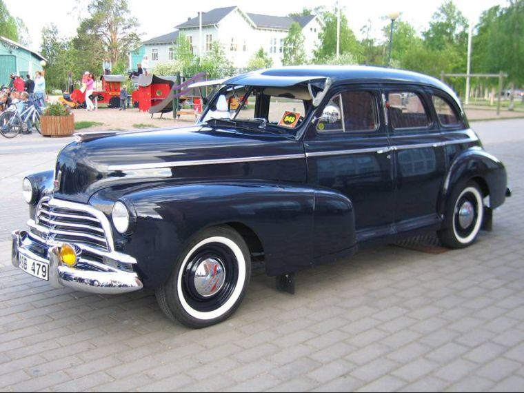 1946 Chevrolet Stylemaster Car Picture