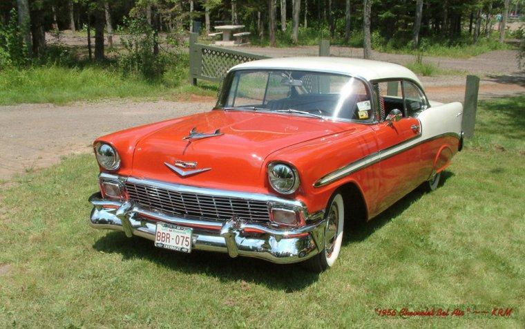 1956 Chevrolet Bel Air Car Picture