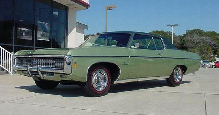 1969 Chevrolet Caprice Car Picture