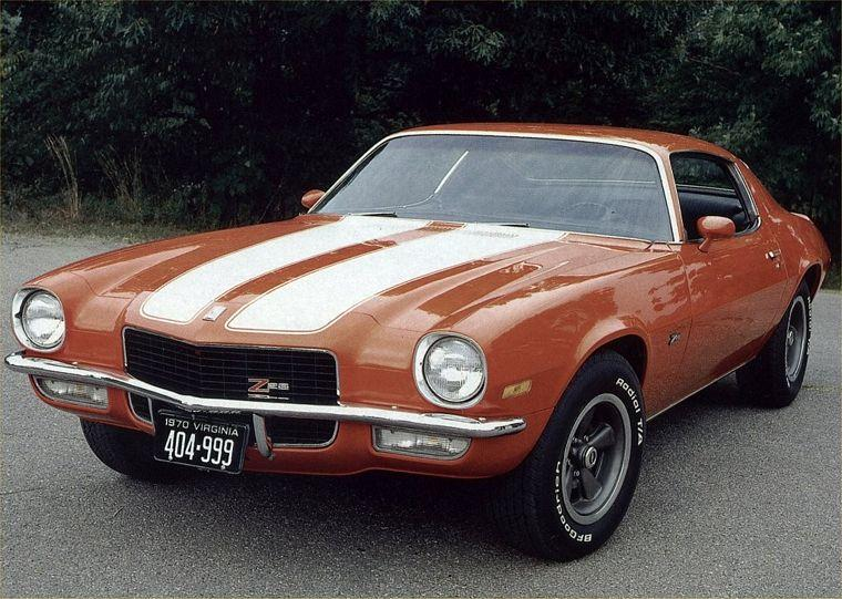 1970 Chevrolet Camaro Z-28 Car Picture