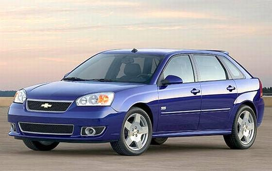 2007 Chevrolet Malibu Maxx Car Picture