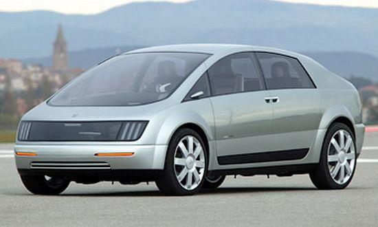 2006 GM Hy-Wire Concept