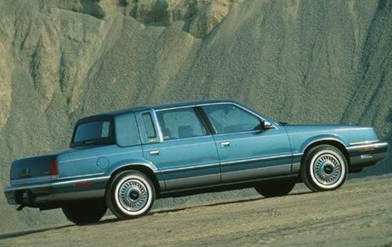 1993 Chrysler Fifth Avenue Car Picture