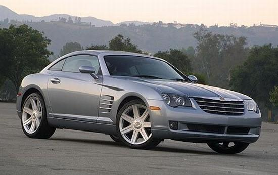 Front right 2004 Chrysler Crossfire Car Picture