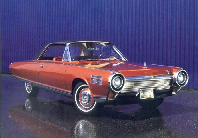 1963 Chrysler Turbine Car Picture