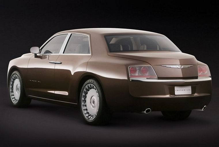 2006 Chrysler Imperial Concept Car Picture