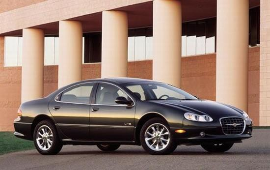 2000 Chrysler LHS Car Picture