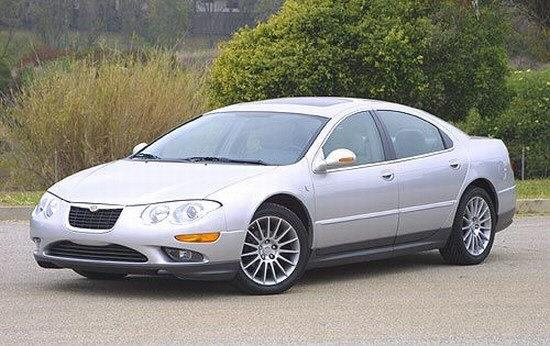 2002 Chrysler 300M Car Picture