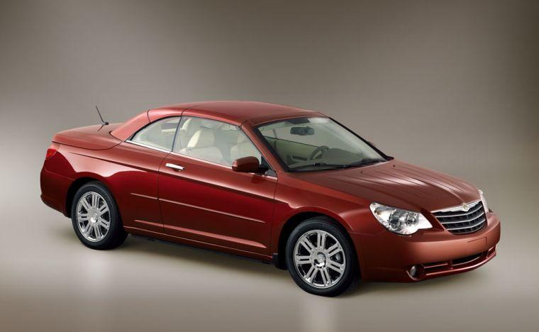 2008 Chrysler Sebring Car Picture