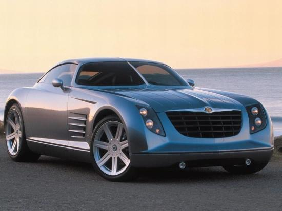 Chrysler Crossfire Concept Car Picture