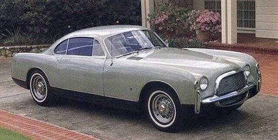 1952 Chrysler Special Concept Car Picture