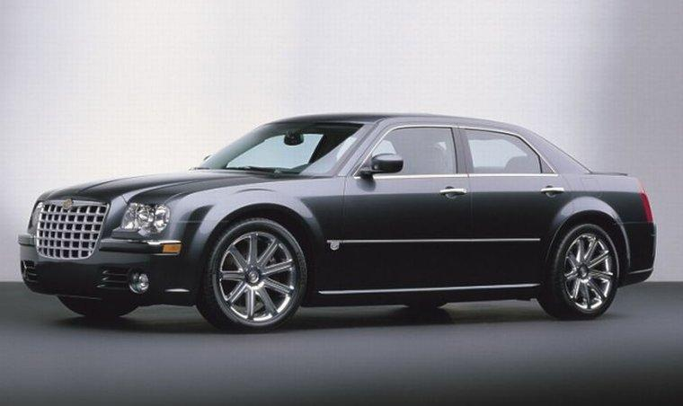 2006 Chrysler 300C Car Picture