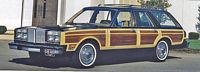 1980 Chrysler Town and Country Wagon Picture