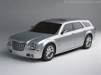 2003 Chrysler 300C Concept Touring Wagon Picture