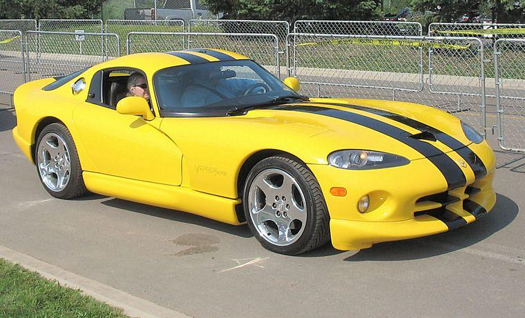2002 Dodge Viper Car Picture