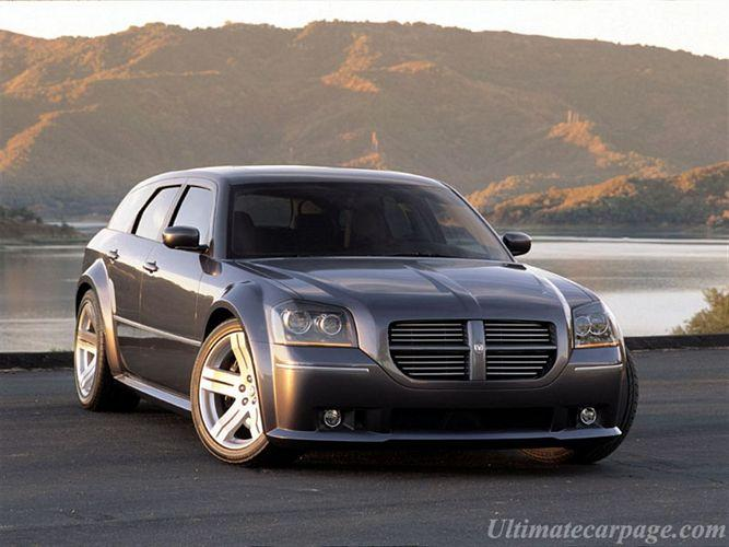 2003 Dodge Magnum SRT Car Picture