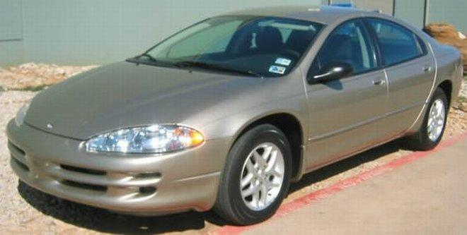 2004 Dodge Intrepid Car Picture
