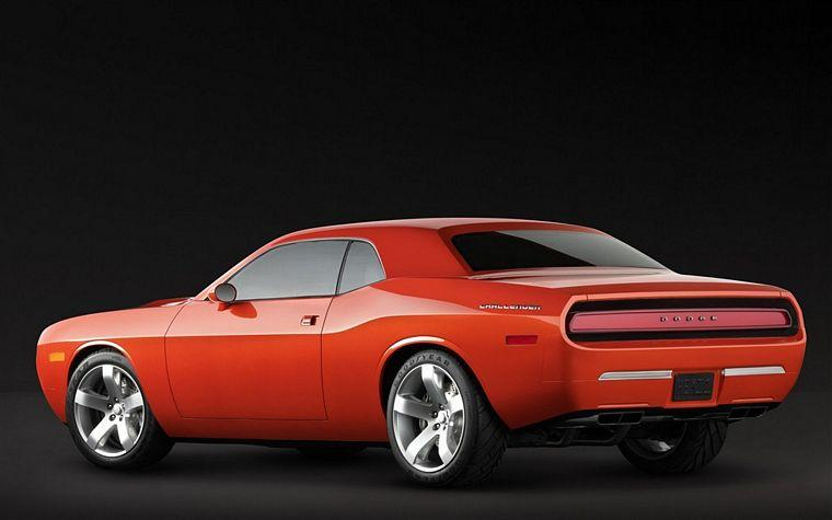 2006 Dodge Challenger Concept Car Picture