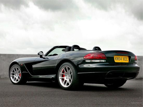 Dodge Viper SRT Car Picture